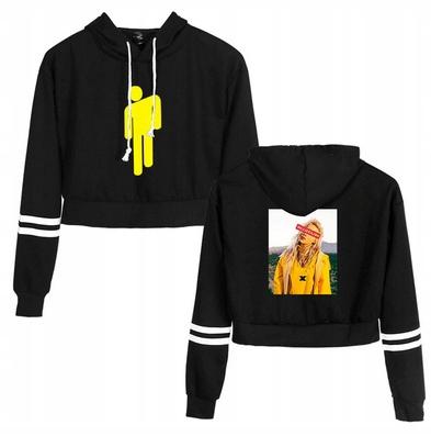 HIT Warm Shirt Billie Eilish NEW XL 42 9658263863 Odzież Damska Topy PG USQBPG-3