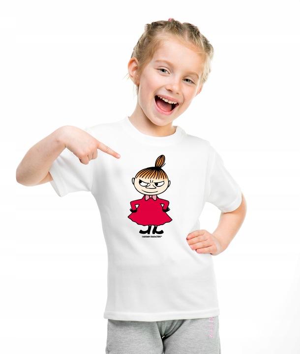 Dziecięca koszulka z Małą Mi