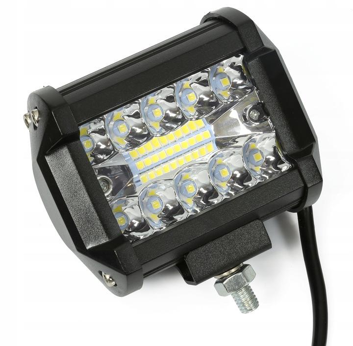 LED 60W HALOGEN SZPERACZ LAMPA ROBOCZA 12V 24V
