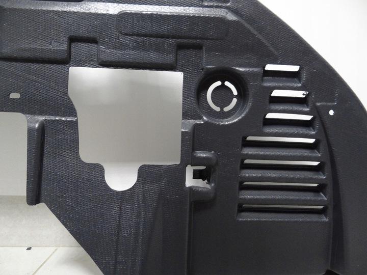 Audi A4 B6 B7 01-08 osłona silnika skrzyni spinki