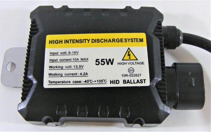 [12V 55W HID slim xenon H1 из Польши]изображение 2