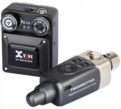 Купить XVive U4 внутриканальный мониторинг: отзывы, фото, характеристики в интерне-магазине Aredi.ru
