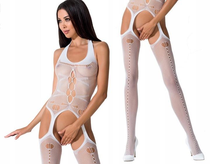 Сексуальный чулок на женское тело