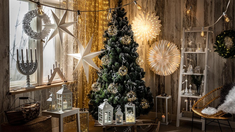 Magia świątecznego światła